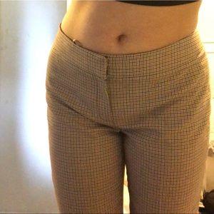 Pants - cute patterned pants